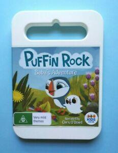 Puffin Rock - Baba's Adventure 🎬 DVD Region 4 PAL 🎬