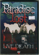 PARADISE LOST Live Death RARE DVD (Death Metal)