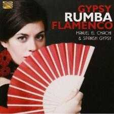 Manuel El Chachi Spanish Gypsy - Gypsy Rumba Flamenco (NEW CD)