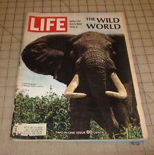 "LIFE (December 22, 1967) Good Condition Magazine ""Elephant"" Cover Gran Torino Ad"