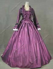 Civil War Victorian Gothic Ball Gown Dress Reenactment Theater Wear N 170 Xxxl