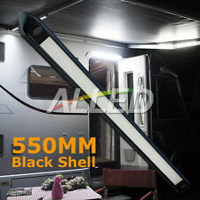 550MM 12V DC LED Awning Light Camping Caravan Motorhome Trailer Truck RV Vehicle
