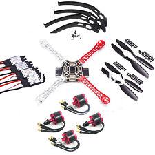 F450 PCB Quadcopter Frame Kit & 2212 920KV Motor & SimonK 30A ESC 1045 Propeller