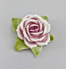 Porcelana Rosa Rosa De Mesa Kämmer Thüringen 9944040