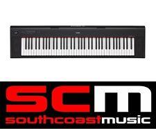 YAMAHA NP32 76 KEY DIGITAL PIANO KEYBOARD & ADAPTOR & 3 YEAR WARRANTY