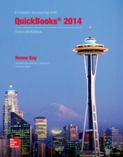 Computer Accounting with QuickBooks 2014 by Donna Kay, 16th Edition