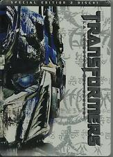 Transformers. La vendetta del caduto (2009) s.e. 2 DVD metal box