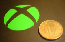 Logotipo de Xbox Pegatina de Vinilo (Pequeño) - Verde-Consola Microsoft Xbox XBONE XB MS