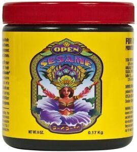 Foxfarm Open Sesame Soluble Fertilizer 5-45-19 6 Oz. Jar