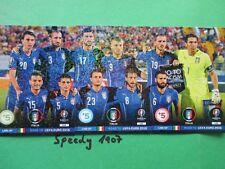 Road to UEFA Euro 2016 Line Up Italien Italia  Adrenalyn Panini France