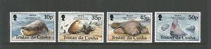 Tristan da Cunha 1995 Seals Unmounted Mint Set SG 586/9