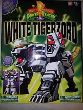 Mighty Morphin Power Rangers Legacy Tigerzord White Ranger Megazord (MISB)