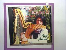 Arpa Andina - Raymi Bambu CD Mint
