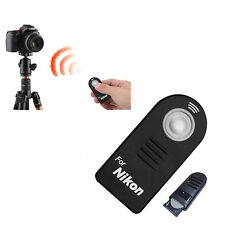Nikon ML-L3 Shutter Release Wireless IR Remote Control for D7100 D5500 D3200 New