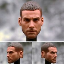 "New Toy 1/6 Scale Jake Gyllenhaal Head Sculpt Pvc Male Model For 12"" Figure Body"