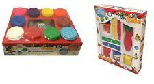 Pasta Modellabile 1 Kg colori Assortiti + Set Attrezzi e Formine Didò Play Doh