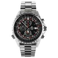 Casio Men's Edifice Chronograph Watch, Stainless Steel, 10 ATM, EF-527D-1AVEF