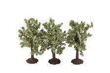 Gaugemaster Plum Trees in Blossom (x 3) GM181 HO& OO Scale