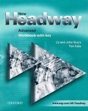 Oxford NEW HEADWAY Advanced Workbook with Key | Soars Falla @BRAND NEW BOOK@