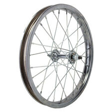 "Wheel Master 16"" Juvenile Whl Ft 16x1.75 305x25 Stl Cp 28 Stl Bo 5/16 14gucp"