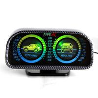 1X ABS Off-Road Auto Kompass Balance Niveau Steigung Meter Niveau Neigungsmesser