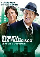 The Streets of San Francisco: Season 5, Volume 2 (DVD,2012)