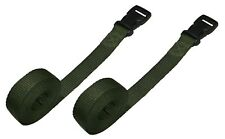 25mm Webbing Strap with Quick Release Buckle (Pair)