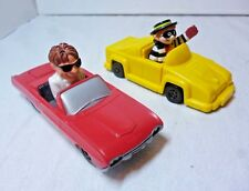 Mcdonalds Vintage Toys 1991 - 1998 Flubber Ford thunderbird collectable cars