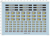 1/75 CAT 793D mining excavating truck caterpillar Model kit Water Decal 64497