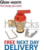 Glowworm Pressure Relief Valve PRV 0020047005 0020014173 Genuine Part *NEW*