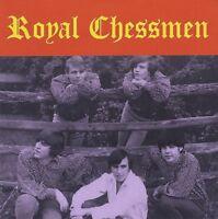 "THE ROYAL CHESSMEN Don't Tread On Me vinyl 7"" garage punk psych mod Streys"