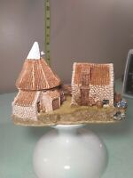 "LilliPut Lane The Scottish Collection ""Preston Mill ""Handmade In England 1989..."