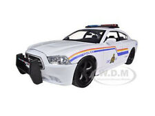 DODGE CHARGER PURSUIT RCMP CANADIAN POLICE 1/24 MOTORMAX 76945