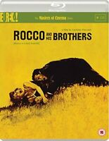 Rocco and his Brothers Masters of Cinema [Blu-ray] [1961]