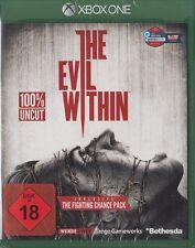 The Evil Within per Microsoft XBOX ONE-NUOVO & OVP-versione tedesca