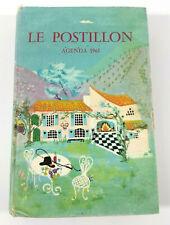 Le Postillon Agenda 1961 Illustrations R.Fouin