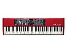Nord Electro 5D 73 Stage Keyboard w Semi-weighted Note Action Keys --