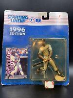 Starting Lineup 1996 Frank Thomas Chicago White Sox MLB SLU yellowing look