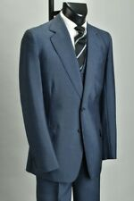 Johns & Pegg Savile Row 79 Bespoke Tailored 3 Piece Mohair Mix Lounge Suit. XVHE