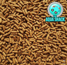 Wheatgerm Pond Sticks Floating- Winter Fish Food Koi Goldfish Carp Tench Chubb