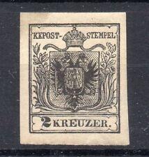 Austria Empire 2kr Kreuzer , MH , MI 2X  - 1700 € +