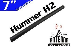 "NEW ROOF AM/FM 7"" ANTENNA MAST - FITS: 2003-2004 Hummer H2"