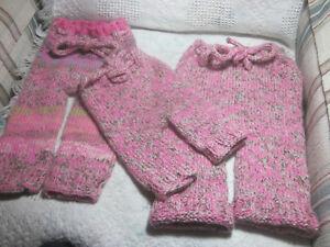 Longies Shorties Diaper Cover Soaker Pants Woolies Soakers Wool Blend Hand Knit