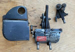 "Atlas Craftsman 10"" Lathe Quick Change Gear Box Conversion Components"