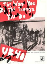"UB40 ""THE WAY YOU DO THE THINGS YOU DO"" SHEET MUSIC-PIANO/VOCAL/GUITAR-BRAND NEW"