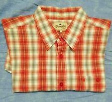 Camicia Wrangler rossa a quadri nuova Tg.L