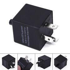 1 Pc Adjustable LED Flasher Unit Relay Indicator For LED Light Turn Signal 3-Pin