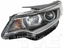 For 2016-2018 Kia Optima Headlight Assembly Left TYC 12396BM 2017 Sedan