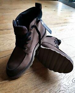 Men's Sorel Madson II Moc Toe Waterproof Boot Size 9.5 Men