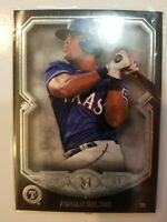 2017 Topps Museum Collection Adrian Beltre #50